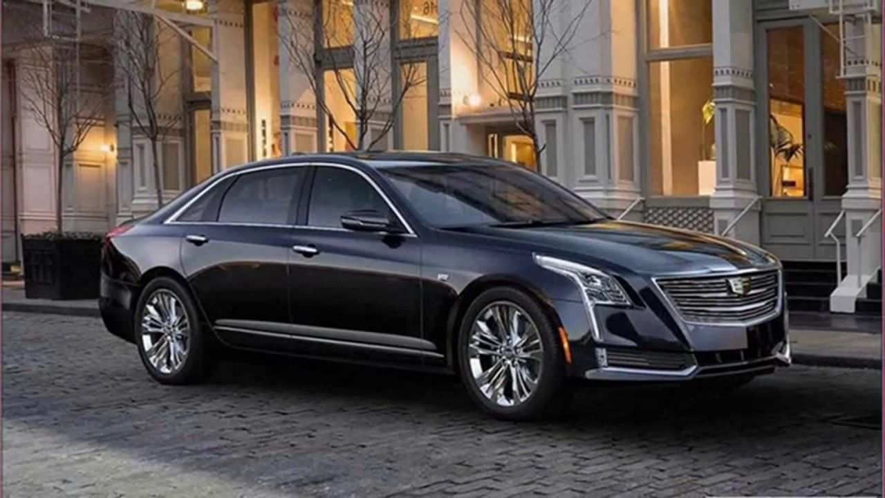45 The 2019 Cadillac Releases Picture with 2019 Cadillac Releases