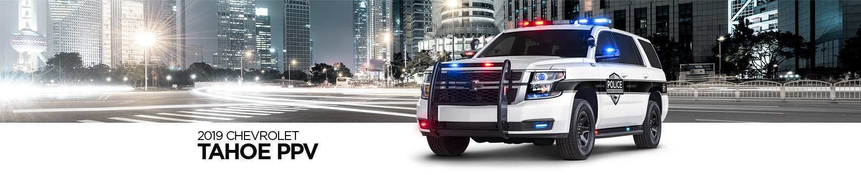 45 The 2019 Chevrolet Police Vehicles Spesification for 2019 Chevrolet Police Vehicles