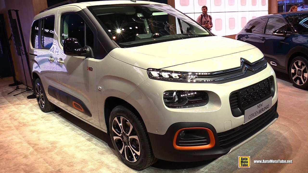 45 The 2019 Citroen Berlingo Model with 2019 Citroen Berlingo