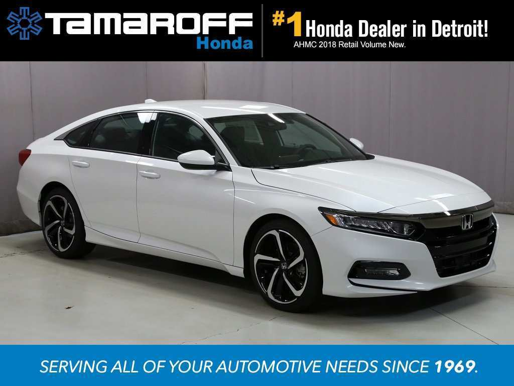 45 The 2019 Honda Accord Sport Overview with 2019 Honda Accord Sport