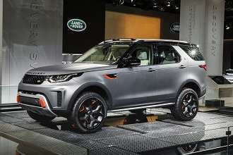 45 The 2019 Land Rover Discovery Svx First Drive for 2019 Land Rover Discovery Svx