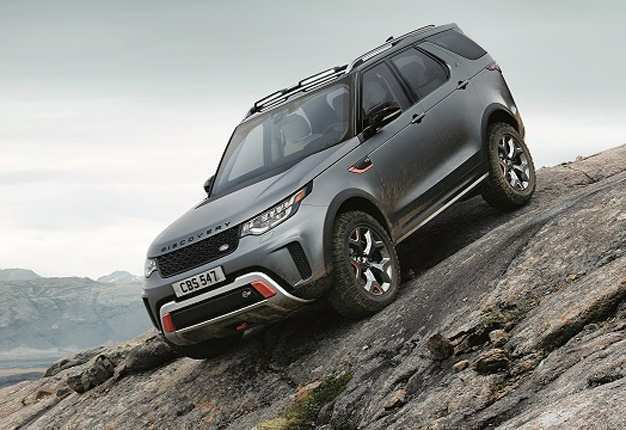 45 The 2019 Land Rover Discovery Svx Research New by 2019 Land Rover Discovery Svx