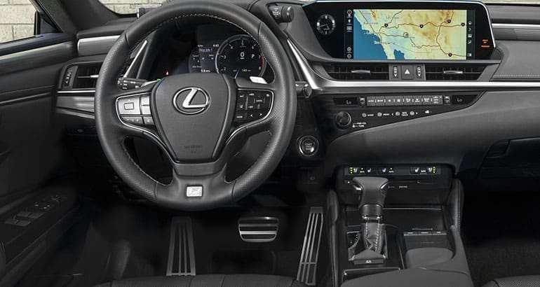 45 The 2019 Lexus Es Interior Pictures by 2019 Lexus Es Interior