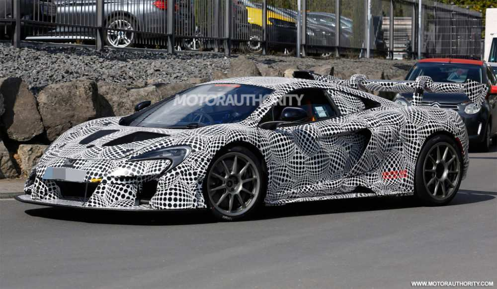 45 The 2019 Mclaren P15 Specs and Review with 2019 Mclaren P15