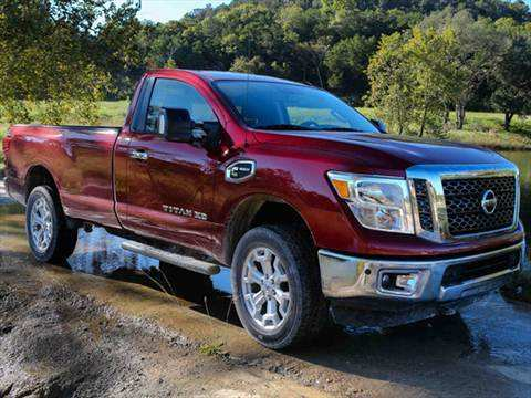45 The 2019 Nissan Titan Xd Engine for 2019 Nissan Titan Xd