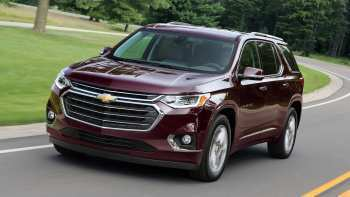 45 The 2020 Chevrolet Traverse Style by 2020 Chevrolet Traverse