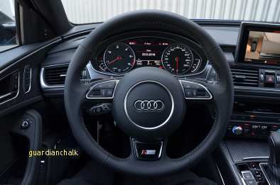 45 The P2020 Audi A6 Overview for P2020 Audi A6