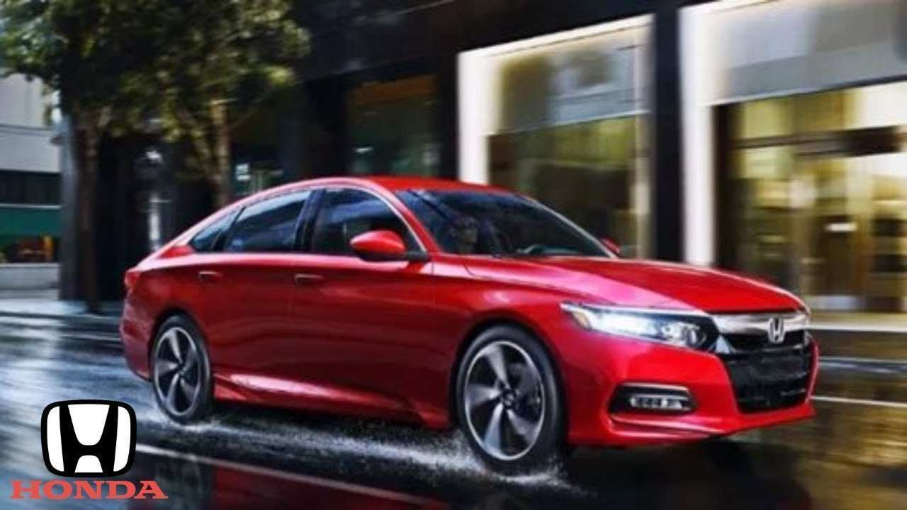 46 All New 2019 Honda Accord Coupe Release Date Rumors for 2019 Honda Accord Coupe Release Date