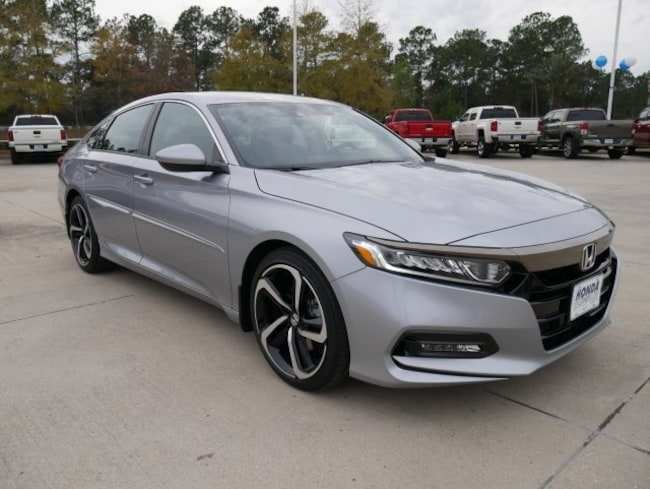 46 All New 2019 Honda Accord Sport Spy Shoot by 2019 Honda Accord Sport