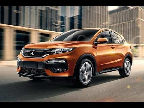 46 All New 2019 Honda Hrv Changes Redesign and Concept with 2019 Honda Hrv Changes