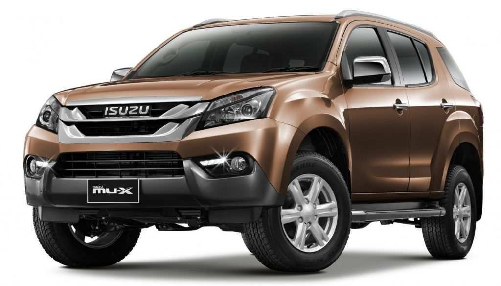 46 All New 2019 Isuzu Trooper Interior by 2019 Isuzu Trooper