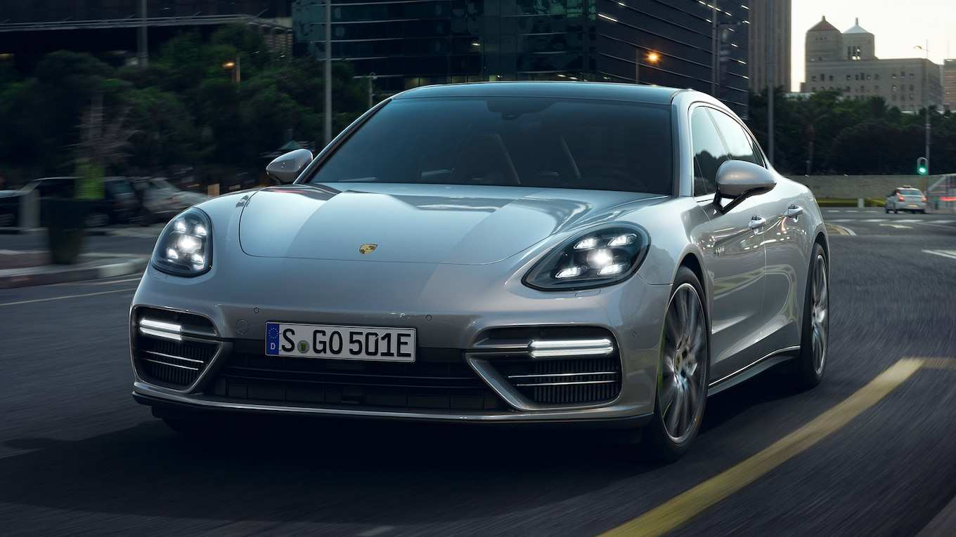46 All New 2019 Porsche Panamera Hybrid Redesign by 2019 Porsche Panamera Hybrid