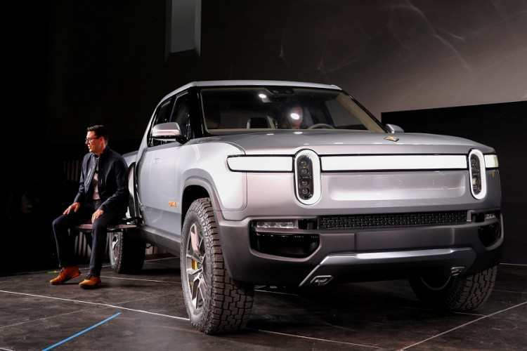 46 All New 2019 Tesla Pickup Exterior by 2019 Tesla Pickup