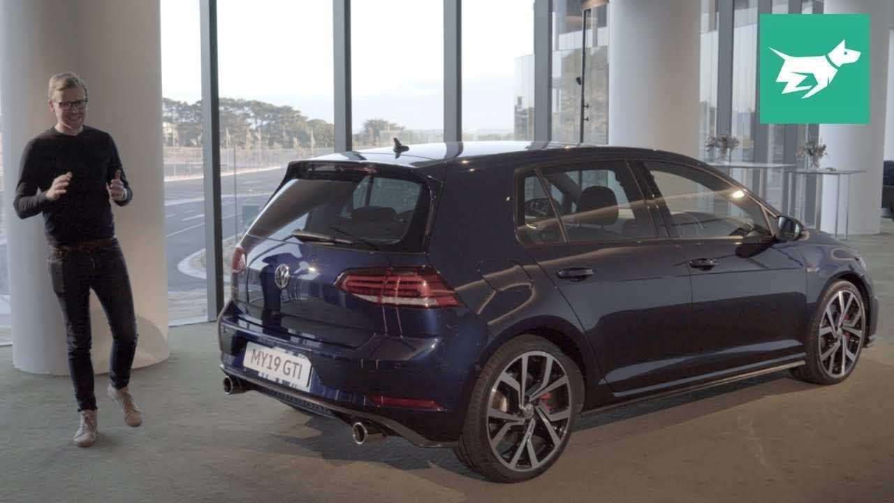 46 All New 2019 Volkswagen Golf Gti New Review by 2019 Volkswagen Golf Gti