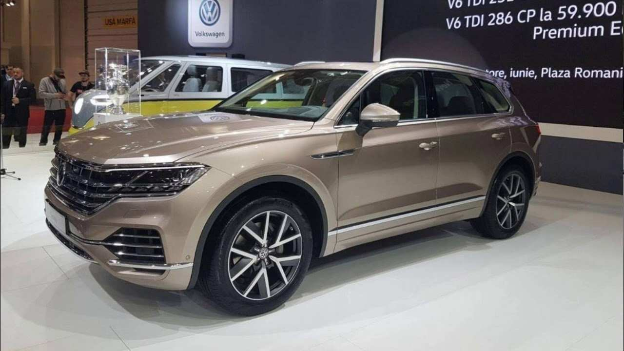 46 All New 2019 Volkswagen Suv New Review by 2019 Volkswagen Suv