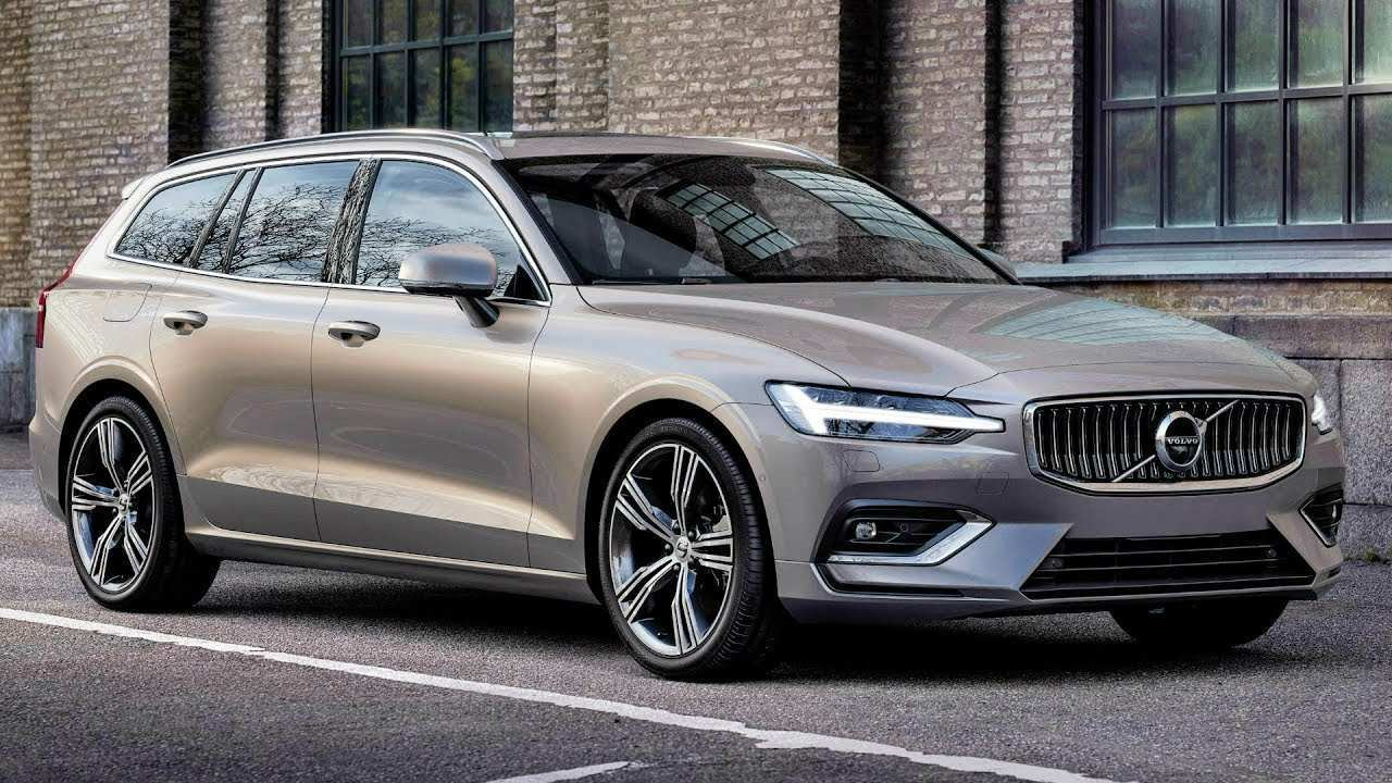 46 All New New 2019 Volvo V60 Engine for New 2019 Volvo V60