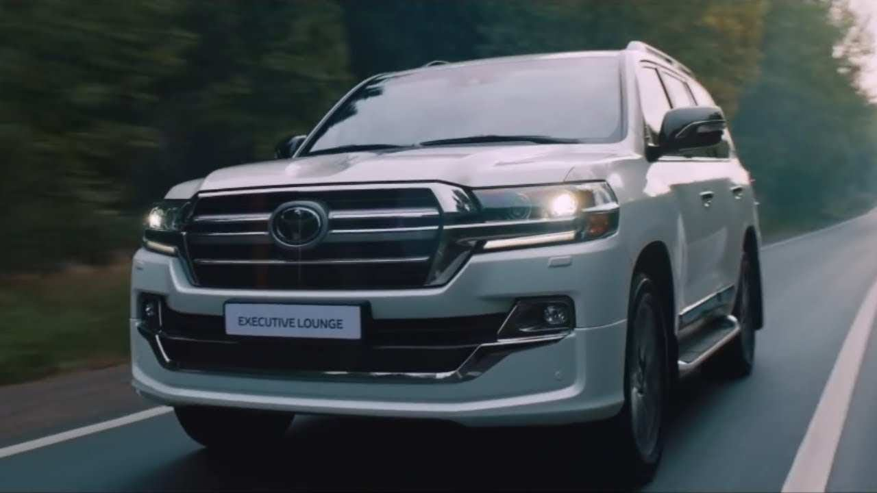46 All New Toyota Land Cruiser 2020 Research New by Toyota Land Cruiser 2020