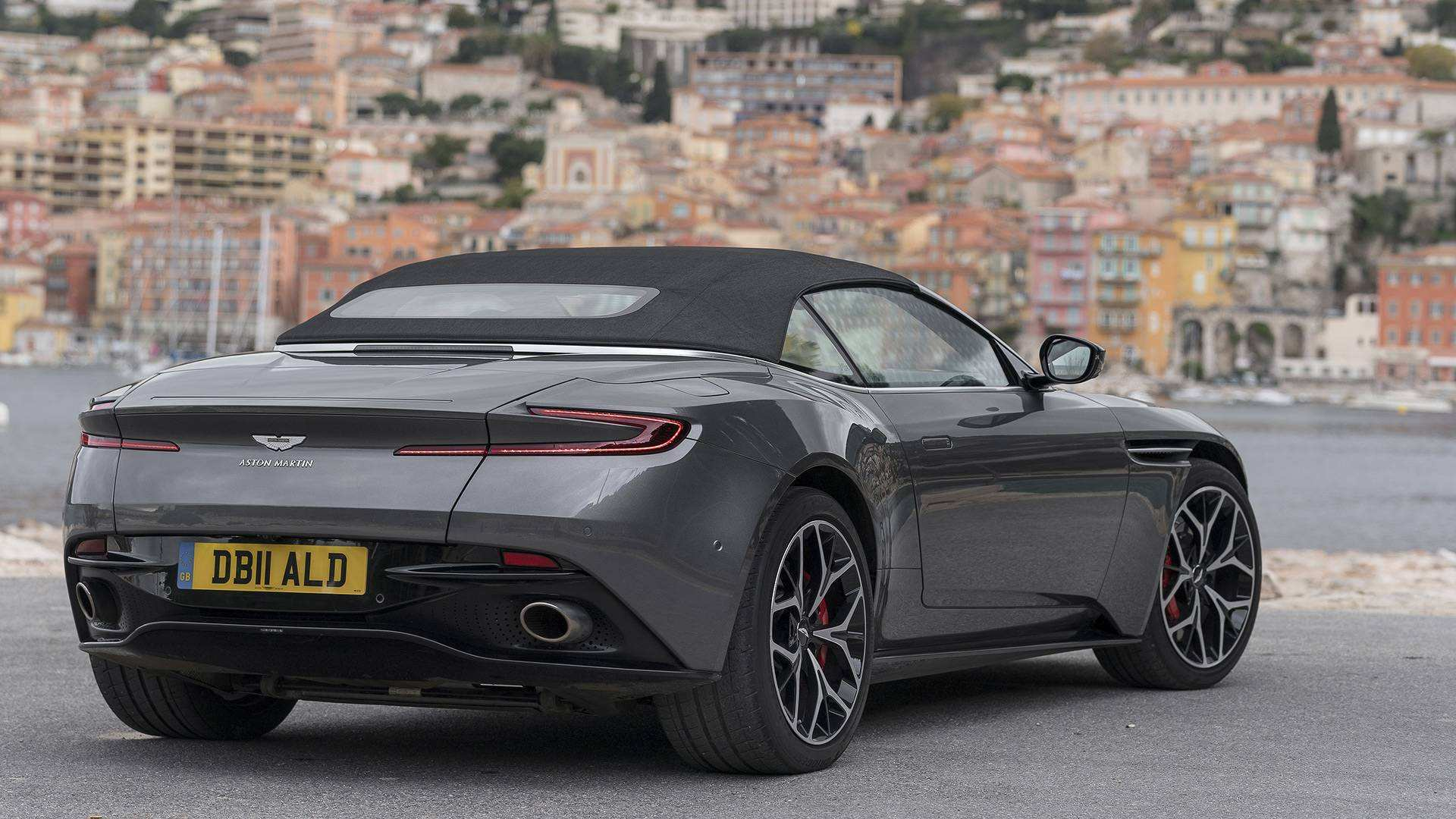 46 Best Review 2019 Aston Martin Db11 Concept for 2019 Aston Martin Db11