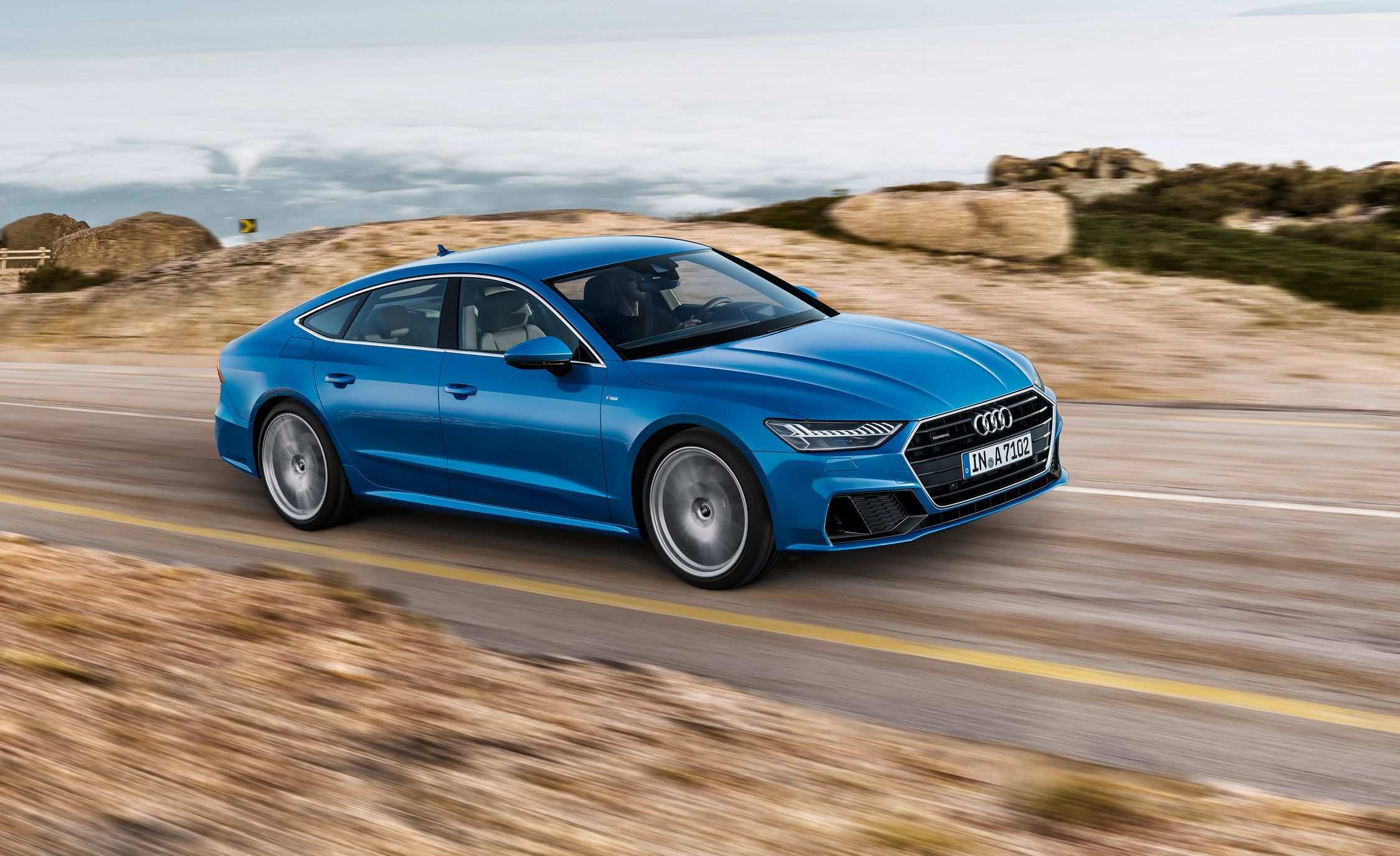 46 Best Review 2019 Audi A7 0 60 New Concept with 2019 Audi A7 0 60