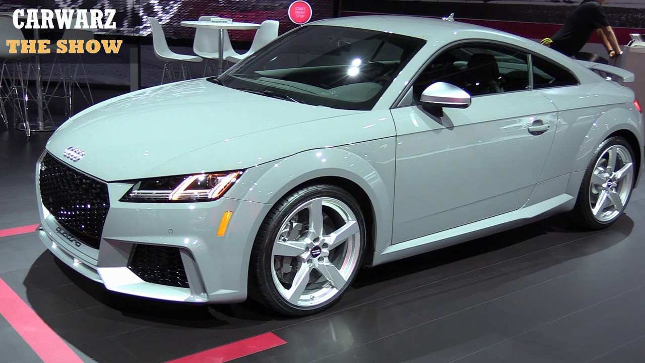46 Best Review 2019 Audi Tt Rs Overview with 2019 Audi Tt Rs