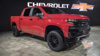 46 Best Review 2019 Chevrolet 1500 Diesel New Concept by 2019 Chevrolet 1500 Diesel