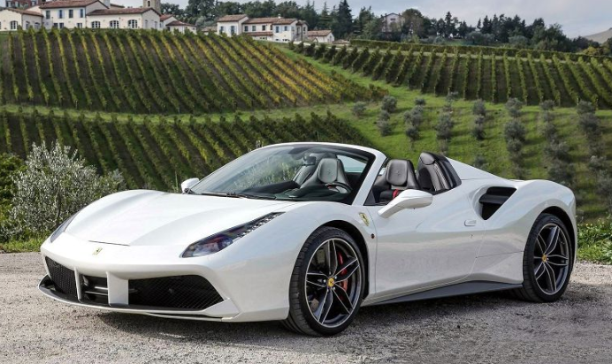 46 Best Review 2019 Ferrari 488 Picture for 2019 Ferrari 488