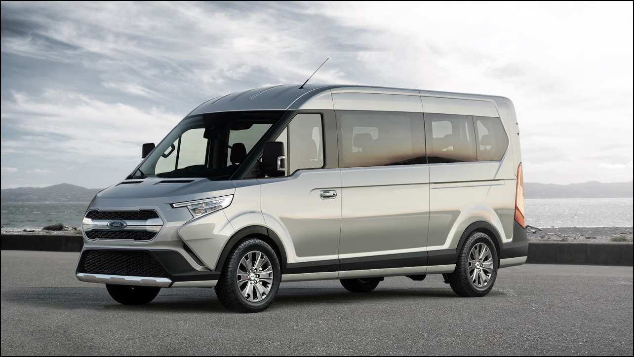 46 Best Review 2019 Ford Transit Awd Price for 2019 Ford Transit Awd