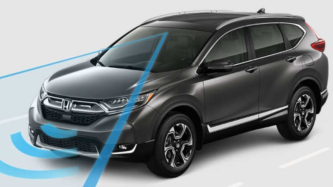 46 Best Review 2019 Honda Touring Crv Model by 2019 Honda Touring Crv