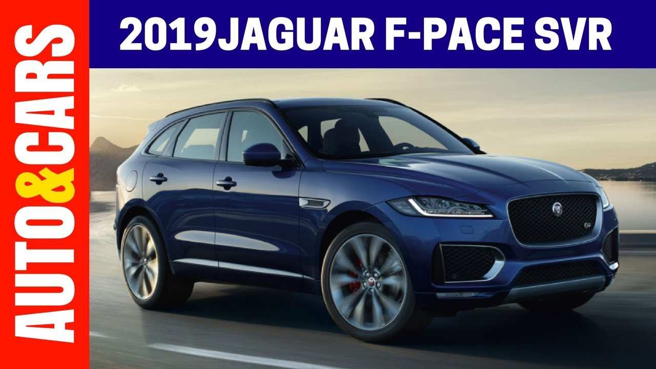 46 Best Review 2019 Jaguar F Pace Changes New Concept for 2019 Jaguar F Pace Changes