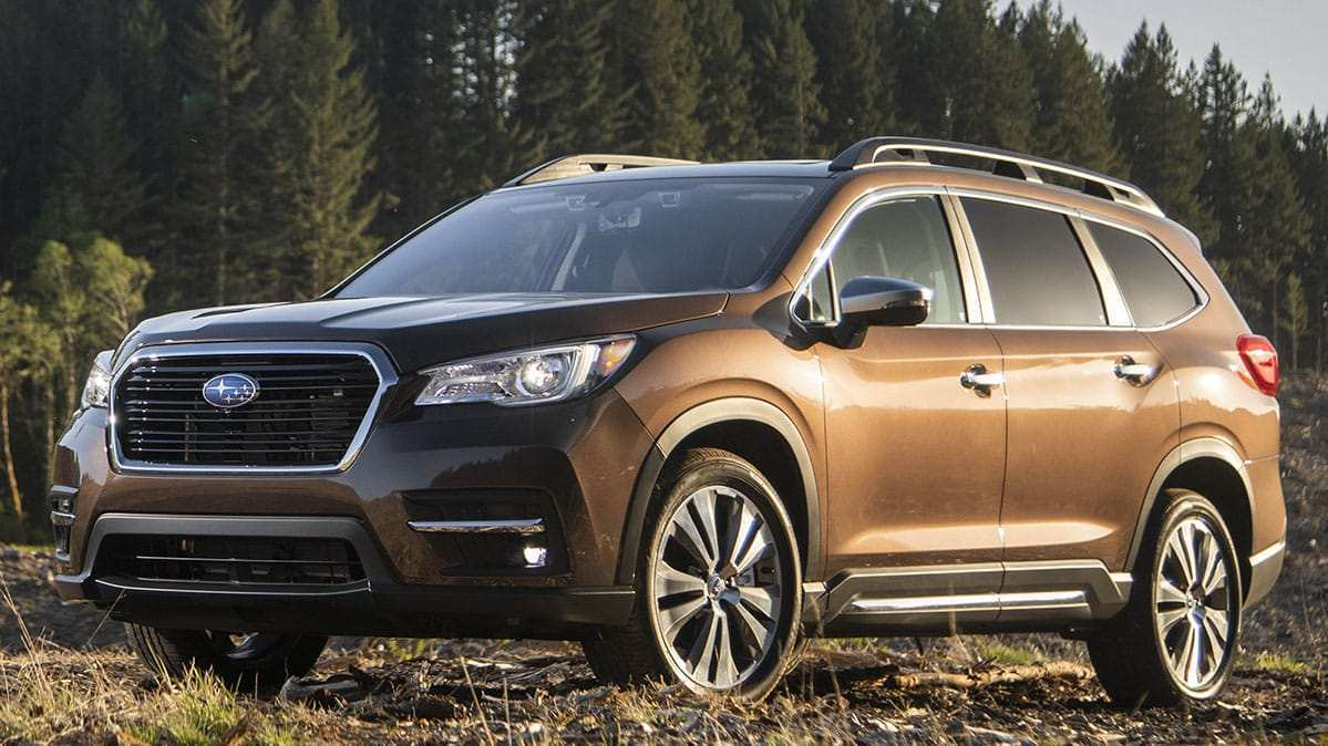 46 Best Review 2019 Subaru Vehicles First Drive for 2019 Subaru Vehicles