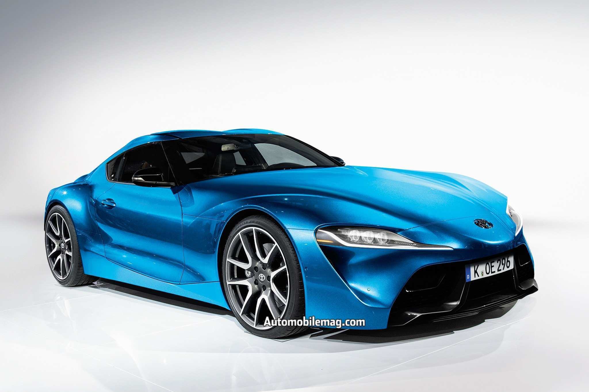 46 Best Review 2019 Toyota Supra Performance and New Engine by 2019 Toyota Supra