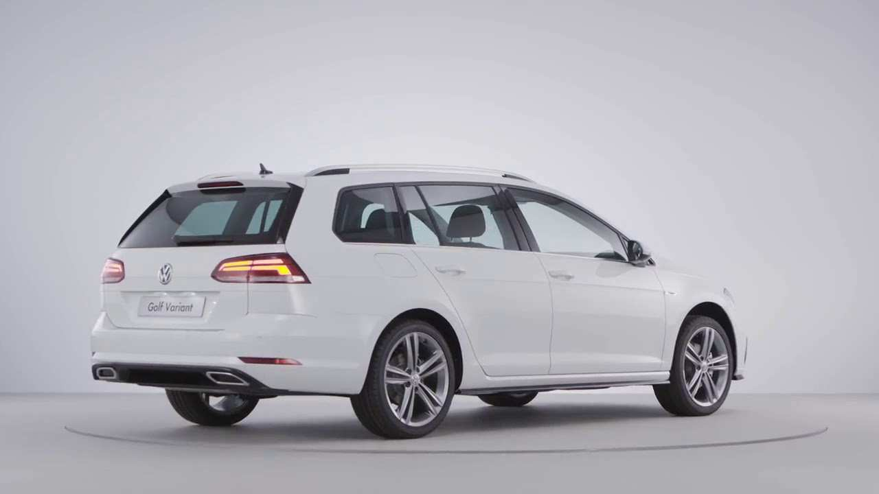 46 Best Review 2019 Vw Golf Wagon Exterior and Interior by 2019 Vw Golf Wagon