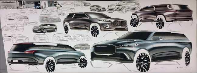 46 Best Review 2020 Chrysler Suv New Concept for 2020 Chrysler Suv