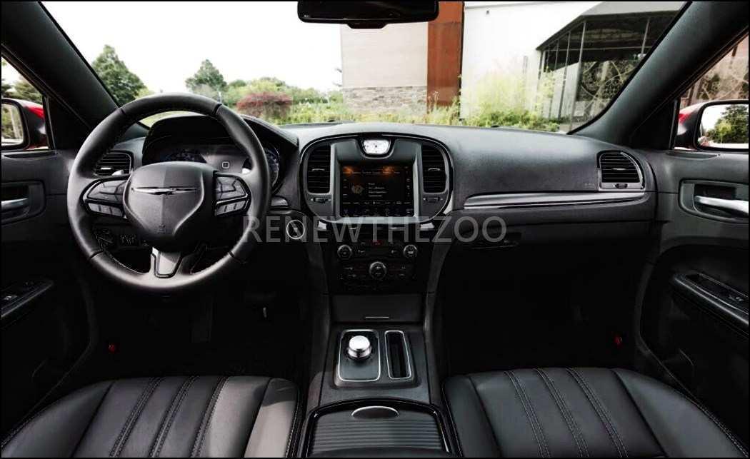 46 Concept of 2019 Chrysler 300 Interior Style for 2019 Chrysler 300 Interior