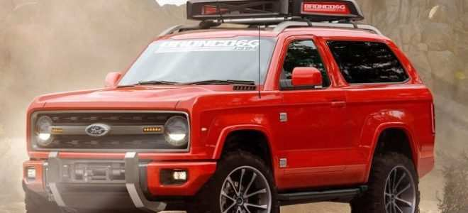 46 Concept of 2019 Ford Bronco Price Interior by 2019 Ford Bronco Price