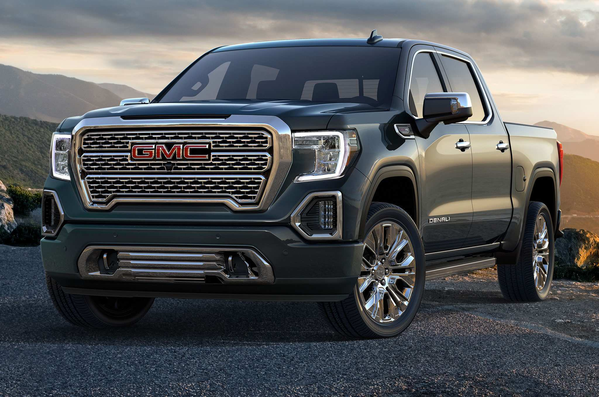 46 Concept of 2019 Gmc Sonoma Exterior with 2019 Gmc Sonoma