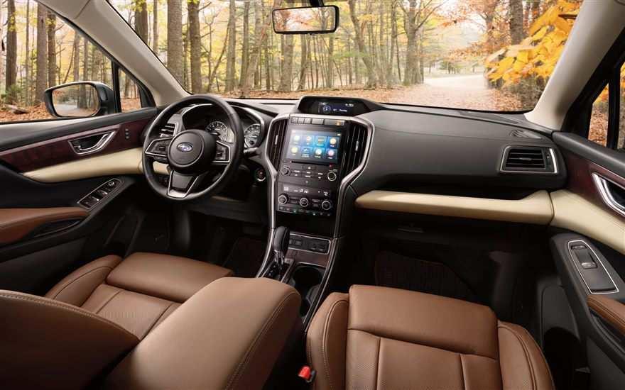 46 Concept of 2019 Subaru Ascent Fuel Economy Configurations by 2019 Subaru Ascent Fuel Economy