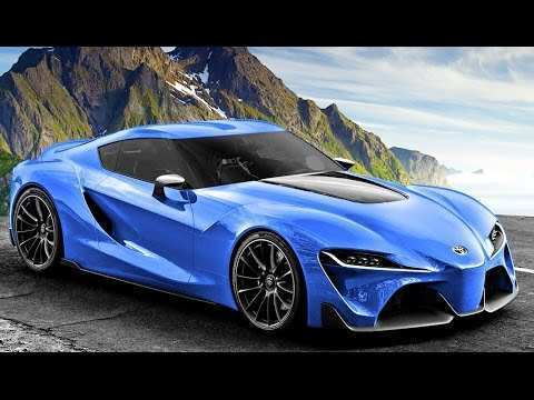 46 Concept of 2019 Toyota Ft1 First Drive for 2019 Toyota Ft1