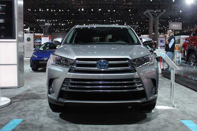 46 Concept of 2019 Toyota Kluger New Concept for 2019 Toyota Kluger