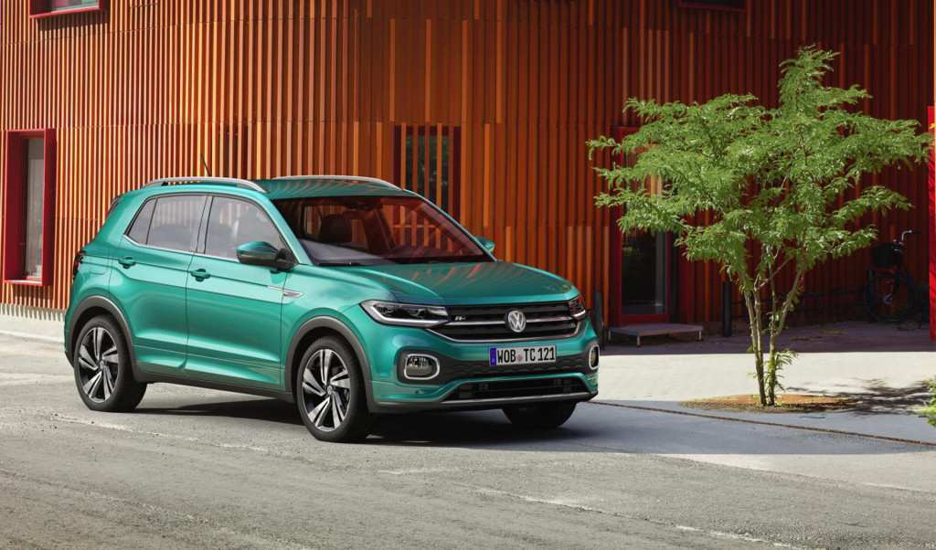 46 Concept of 2019 Volkswagen Crossover Price and Review by 2019 Volkswagen Crossover