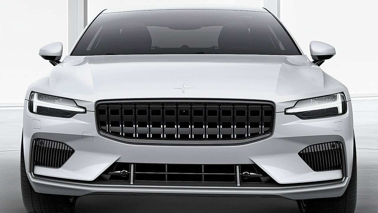 46 Concept of 2019 Volvo Polestar 1 Spy Shoot by 2019 Volvo Polestar 1