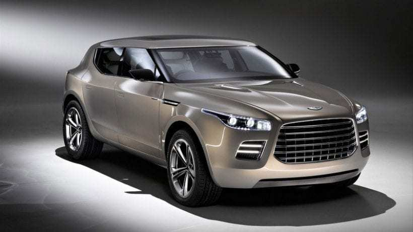 46 Concept of 2020 Aston Martin Lagonda Price and Review with 2020 Aston Martin Lagonda