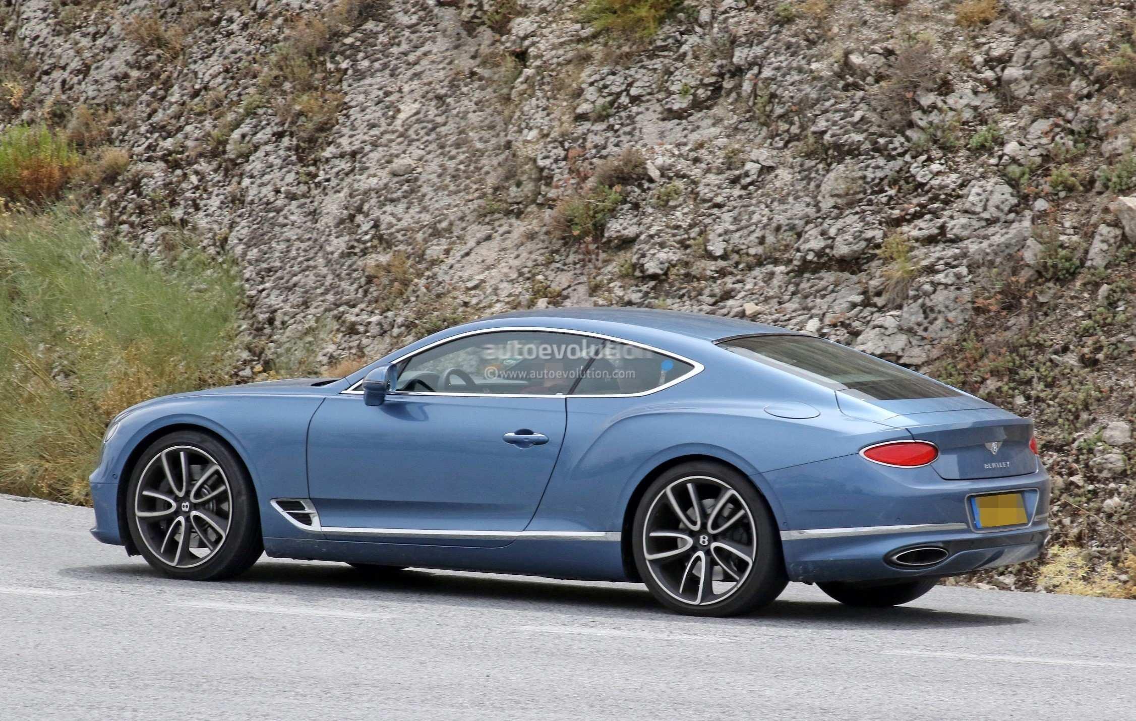 46 Concept of 2020 Bentley Gt Overview with 2020 Bentley Gt