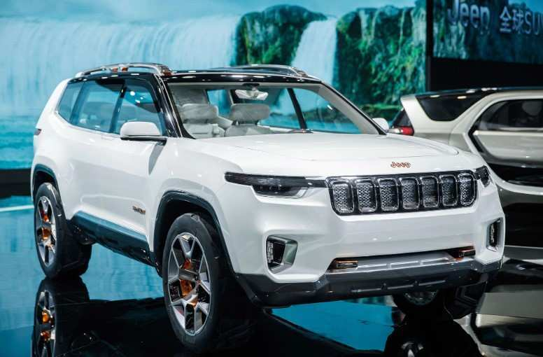 46 Concept of 2020 Jeep Commander New Concept for 2020 Jeep Commander