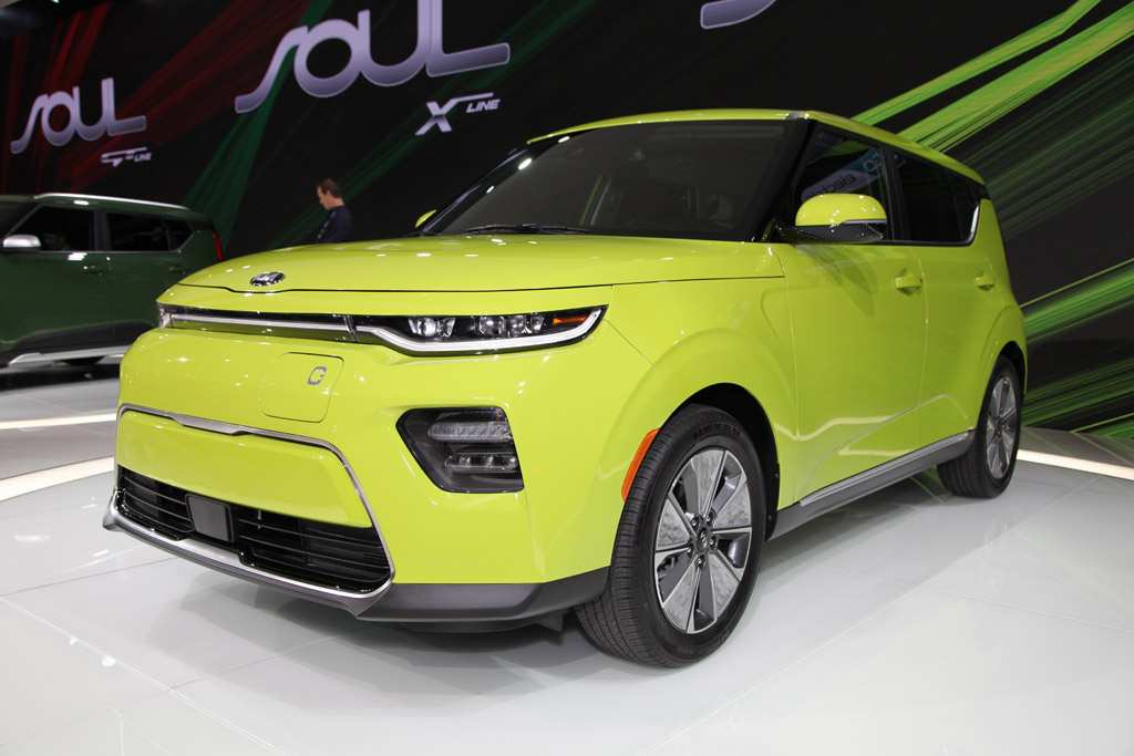 46 Concept of 2020 Kia Ratings by 2020 Kia