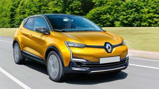 46 Concept of Renault Kaptur 2019 New Review with Renault Kaptur 2019