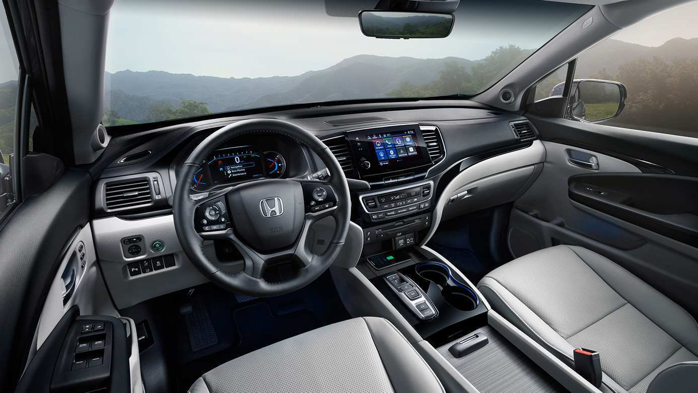 46 Gallery of 2019 Honda Pilot Interior by 2019 Honda Pilot