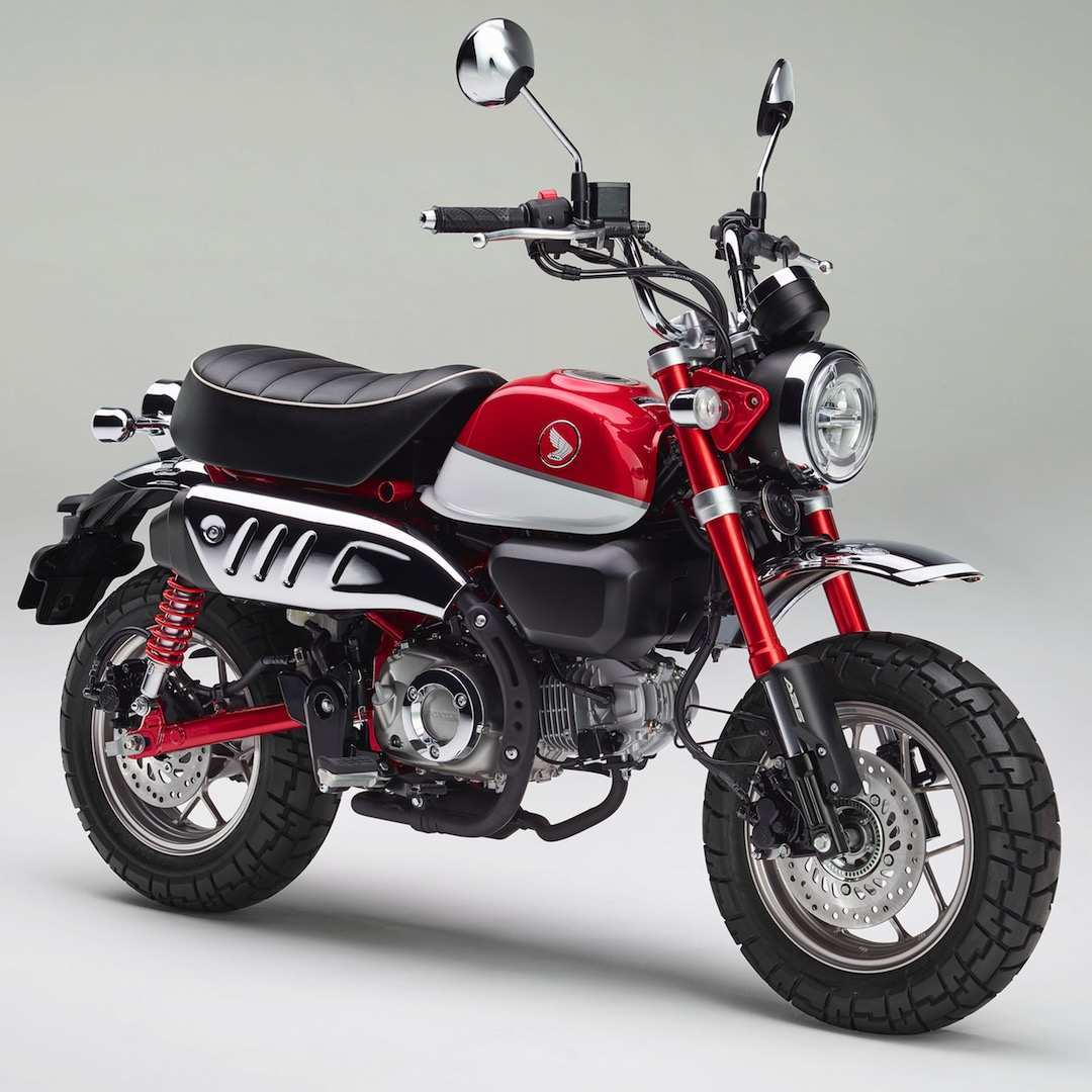 46 Gallery of 2019 Honda Trail Bikes Model with 2019 Honda Trail Bikes