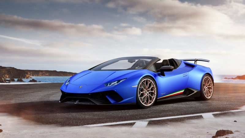 46 Gallery of 2019 Lamborghini Huracan Performante History for 2019 Lamborghini Huracan Performante