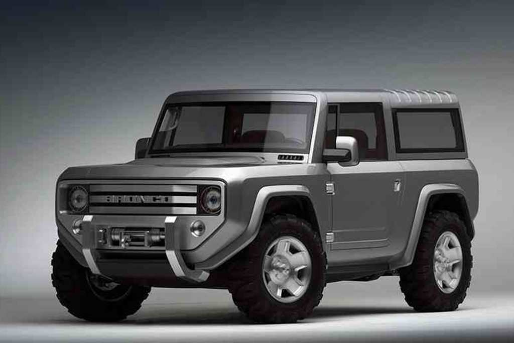 46 Gallery of 2019 Mini Bronco Concept with 2019 Mini Bronco
